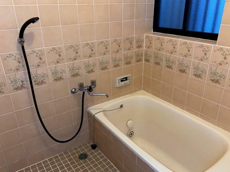 浴室 追い炊き機能等嬉しい機能も充実