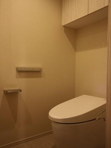 トイレ 節水機能を高めた、環境にも家計にも優しいトイレ。