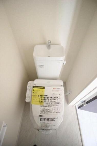 トイレ トイレ周りはスッキリとして清潔感があります