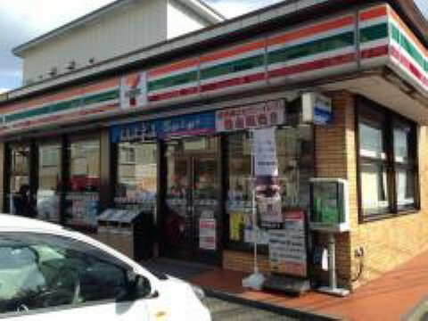 コンビニ セブンイレブン 仙台三条町店徒歩7分