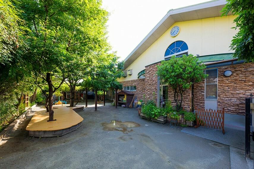 幼稚園・保育園 光の森こども園(徒歩3分)