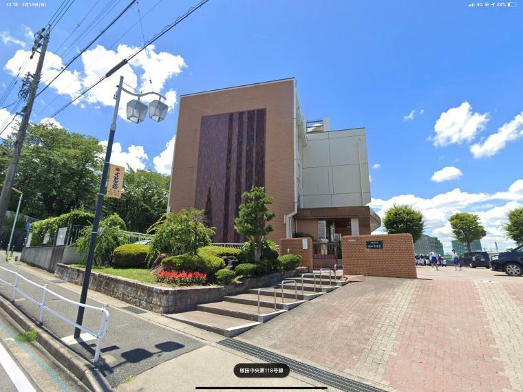 中学校 植田中学校 愛知県名古屋市天白区植田本町1丁目702
