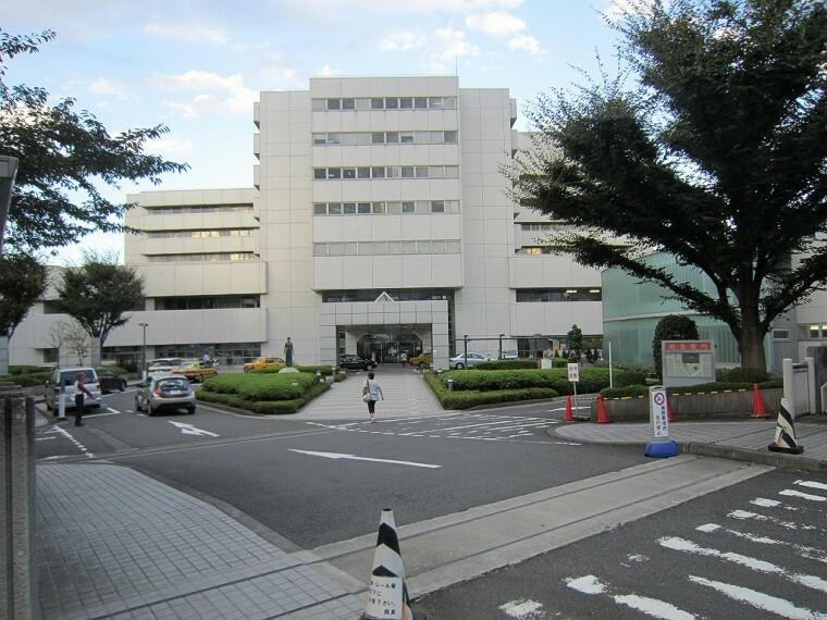 病院 【総合病院】東京都立大塚病院まで1423m