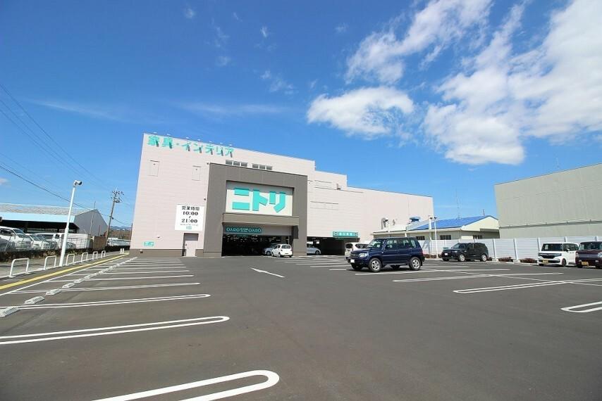 ニトリ草薙店