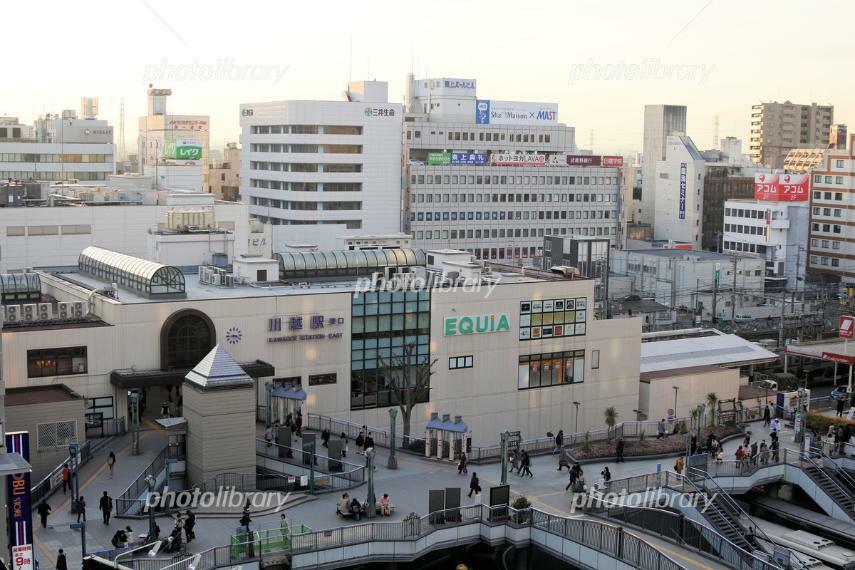 川越駅 副都心線・有楽町線の乗り入れもあり都心のあちこちに一直線、通勤通学便利です。