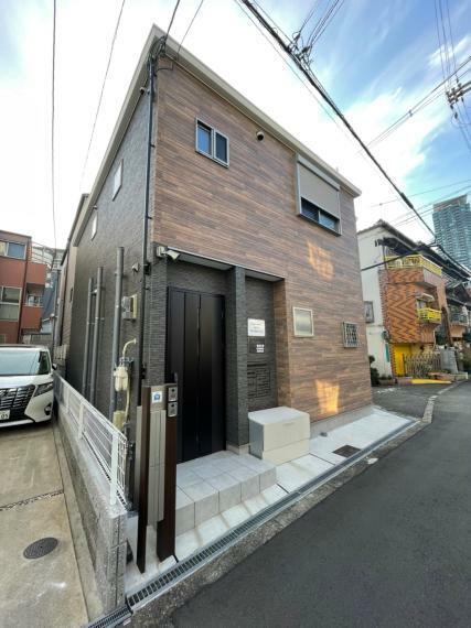 外観写真 令和元年9月新築、未入居物件 土地約24.14坪