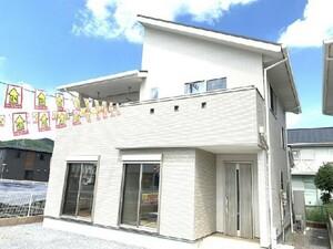 栃木市大平町下皆川 A号棟ファイブイズホームの新築物件