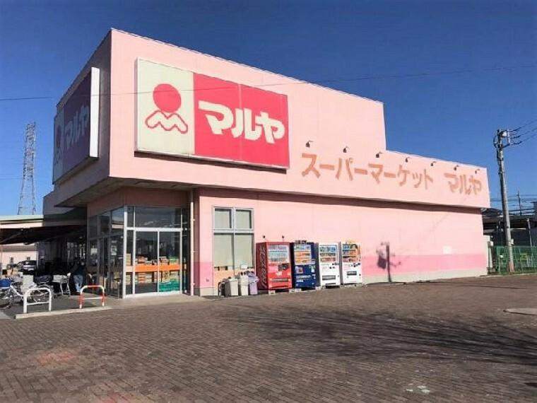 マルヤ姫宮店・・・営業時間は9時から21時となっております。