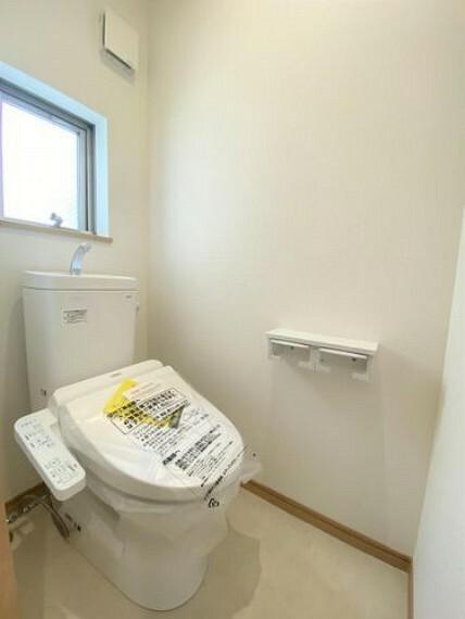 トイレ トイレは1階と2階にございます!