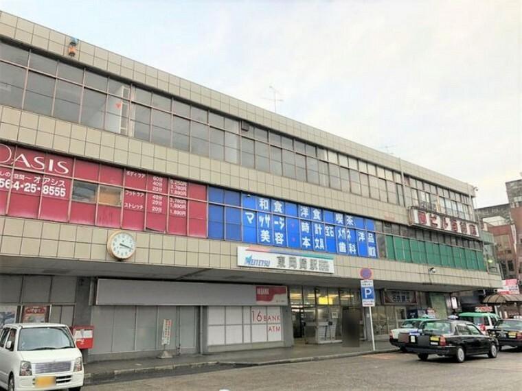 東岡崎駅(名鉄 名古屋本線) 徒歩13分。