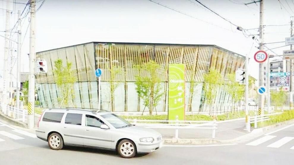 銀行 岡崎信用金庫城下町支店 徒歩7分。