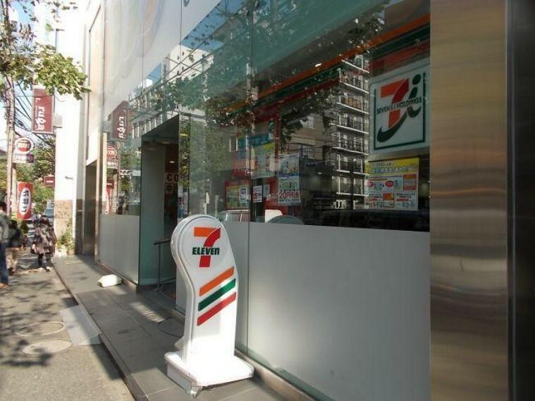 コンビニ 【コンビニエンスストア】セブン-イレブン 渋谷代官山店まで226m