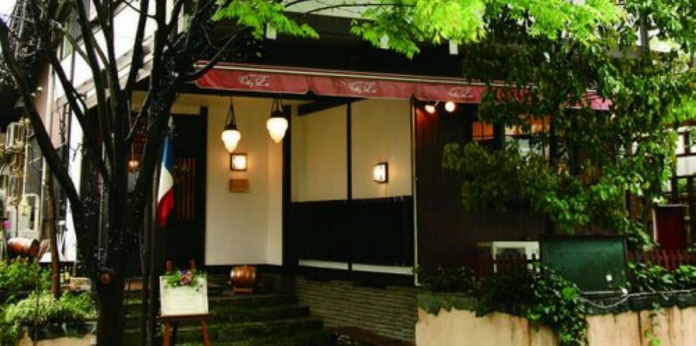 【フランス料理】代官山 レストラン シェ・リュイまで247m