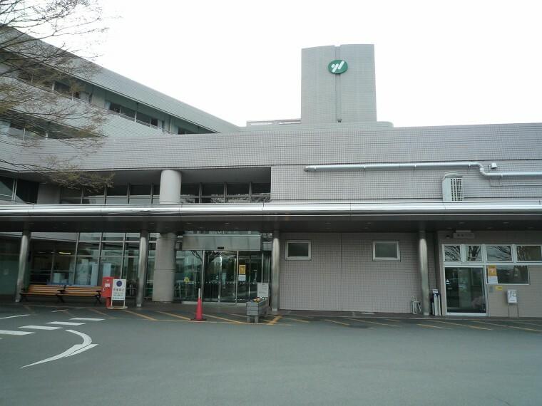 病院 横浜総合病院(あると便利な総合病院。救急は365日24時間受け入れ可能ですので、いざと言うときには安心ですね。)