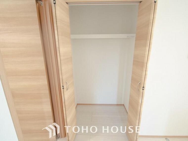 収納 暮らし心地を大きく左右する収納を、適材適所に配置し使い勝手を考慮しました。
