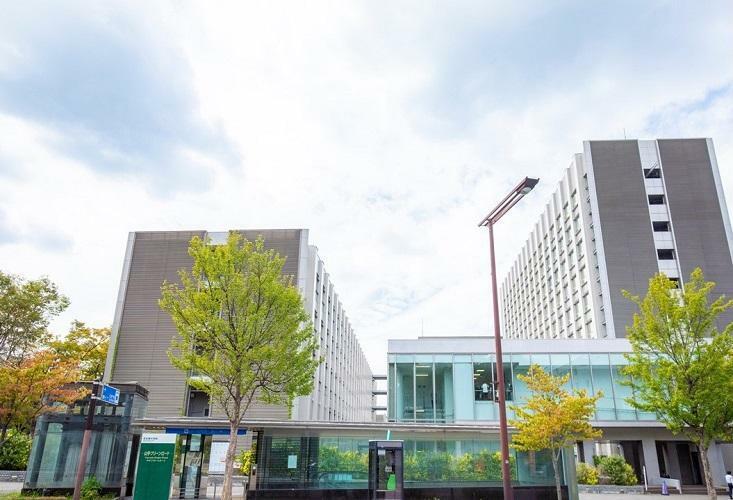 名古屋大学東山キャンパス 国立大学法人名古屋大学(2019年10月撮影)