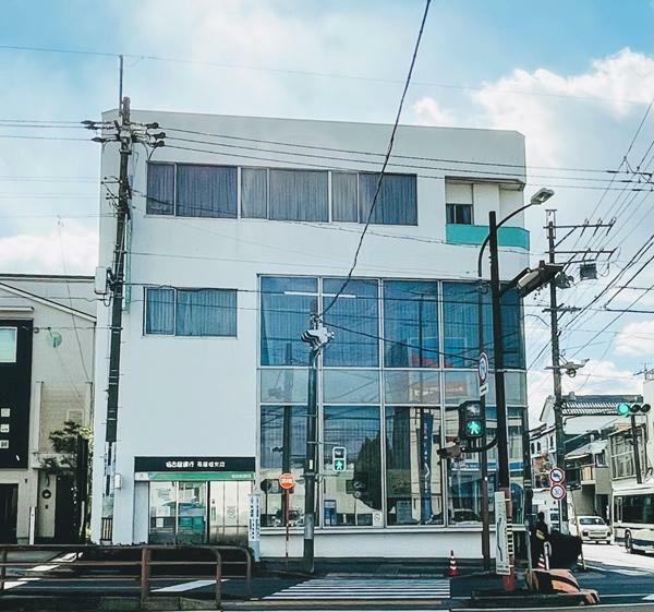 銀行 名古屋銀行 茶屋ヶ坂店