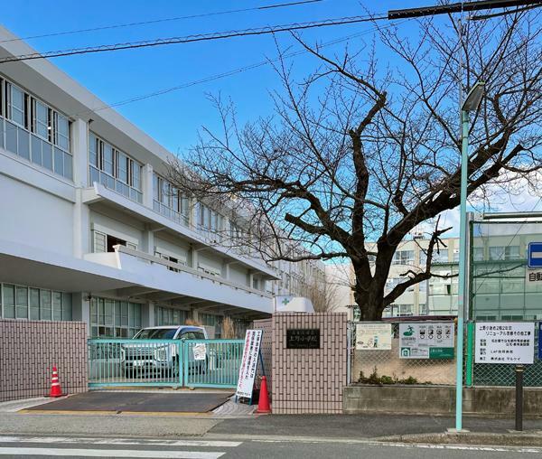 小学校 上野小学校