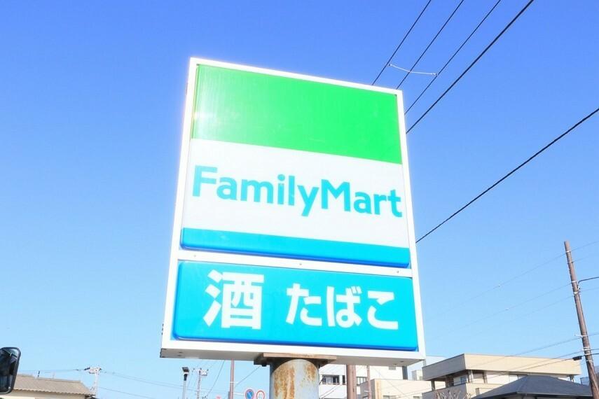 コンビニ ファミリーマート富士柚木店