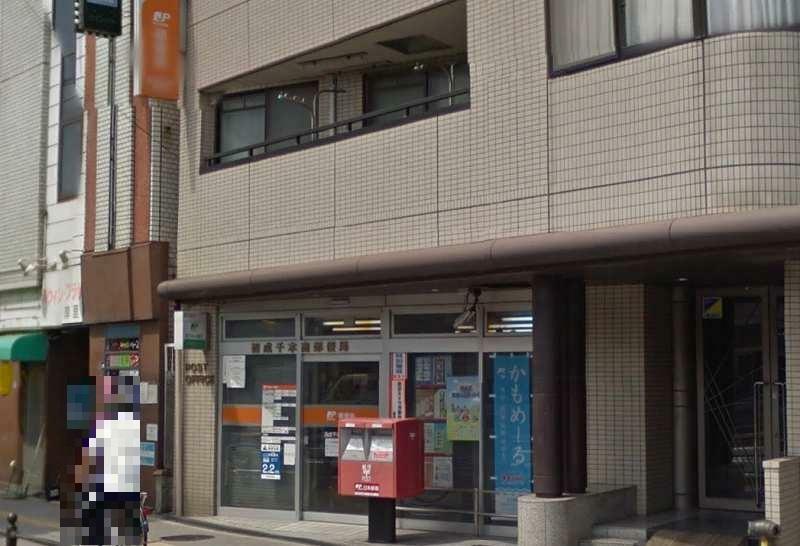 郵便局 西成千本南郵便局 大阪府大阪市西成区千本南1丁目15-8