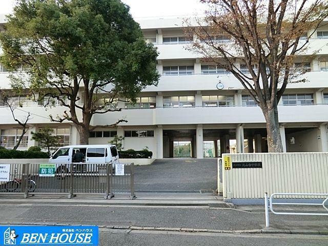 中学校 横浜市立丸山台中学校 徒歩11分。