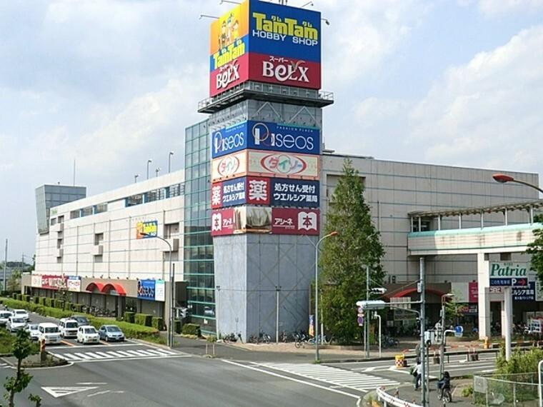 スーパー ベルクス東大宮店