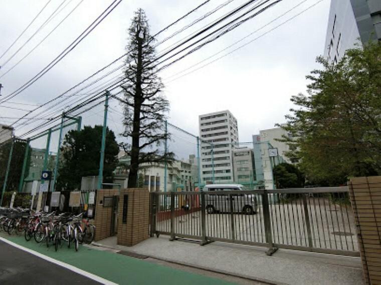 中学校 【中学校】文京区立本郷台中学校まで276m
