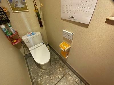 トイレ   1階店舗用トイレ