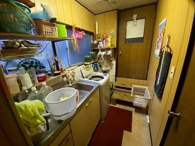 キッチン   2階住居*キッチン