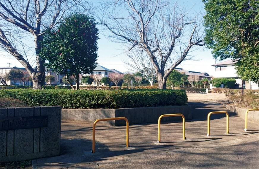 公園 現地からの距離(m):750m 現地からの徒歩分:10分