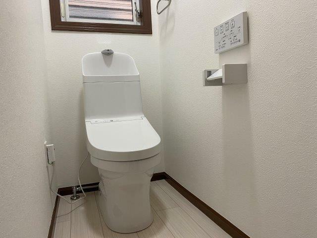 トイレ 2021/2/28撮影