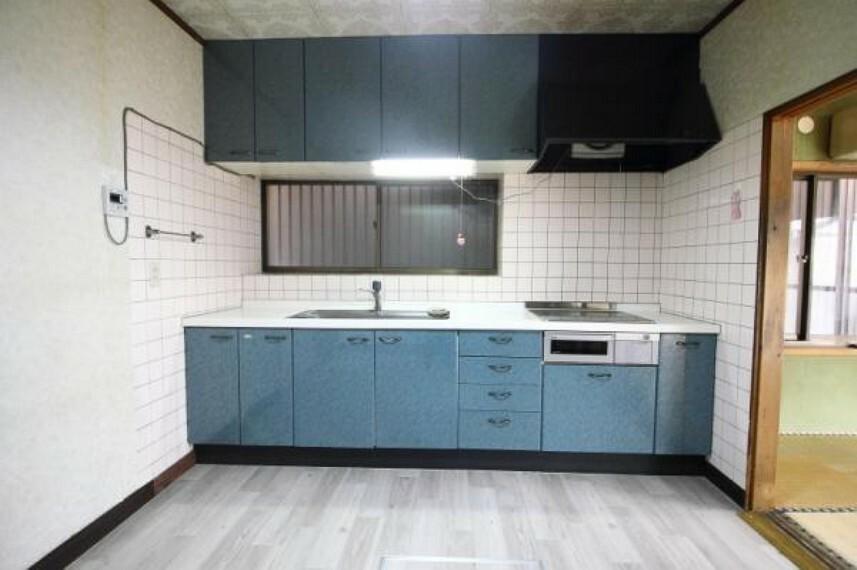 キッチン 現況写真