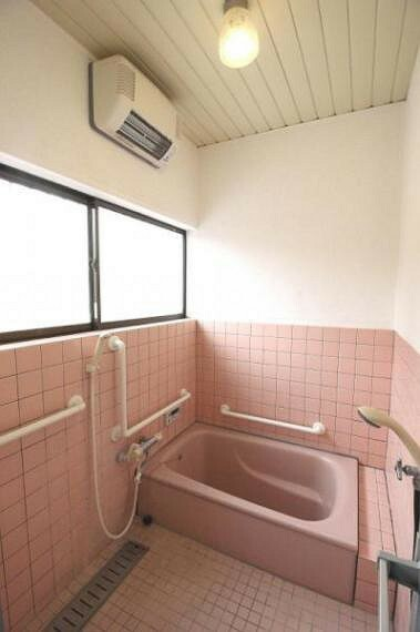 浴室 現況写真