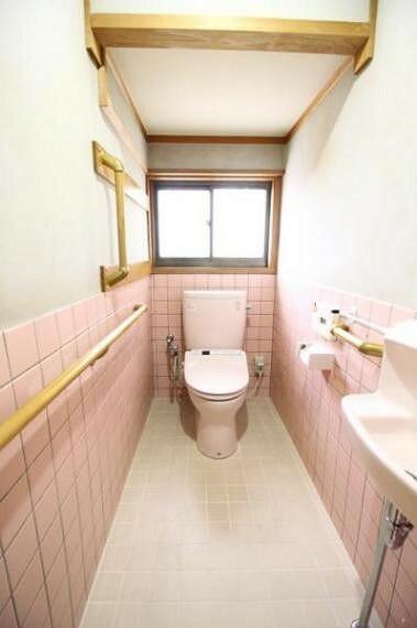 トイレ 現況写真