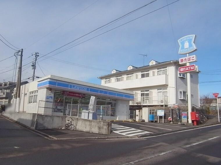 コンビニ ローソン 仙台歩坂町店まで150m(徒歩2分)