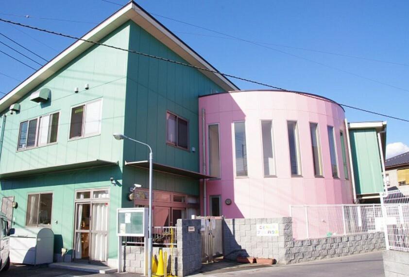 幼稚園・保育園 【保育園】こどもの園プラムハウスまで1141m