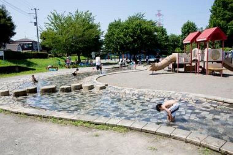 公園 【公園】上平公園まで2402m