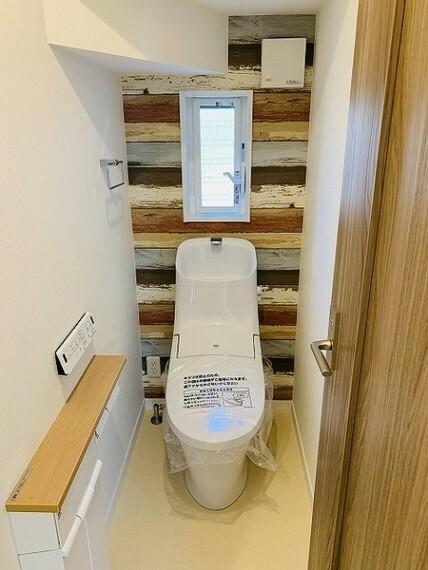 トイレ トイレ・ウォシュレットタイプのトイレが完備。いつでも清潔・快適!