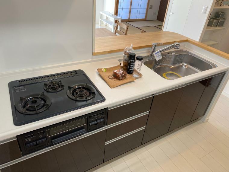 キッチン 2021/2/27撮影