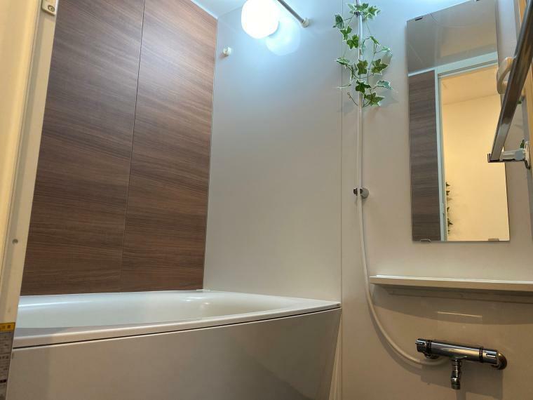 浴室 2021/2/27撮影