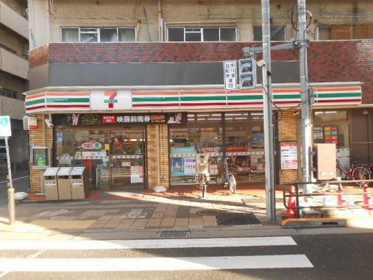コンビニ セブン‐イレブン 荒川東尾久2丁目店