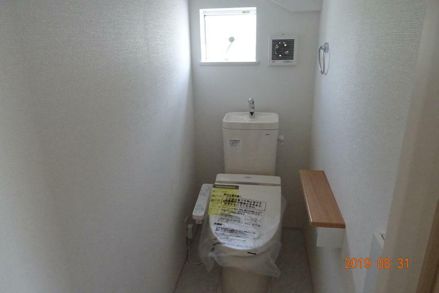 トイレ (参考画像)同一業者様の物件画像です。(実際の物件とは異なります。)