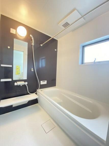 浴室 浴室乾燥・暖房付きのお風呂!床も乾きやすいのでお手入れ楽々です