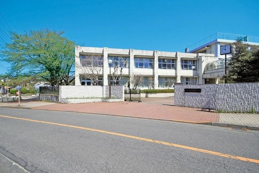 中学校 羽村市立第一中学校