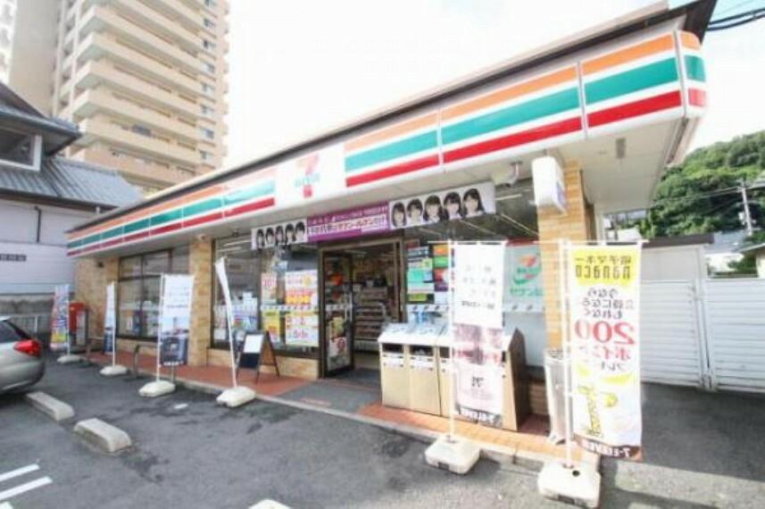 コンビニ セブンイレブン 広島牛田東店