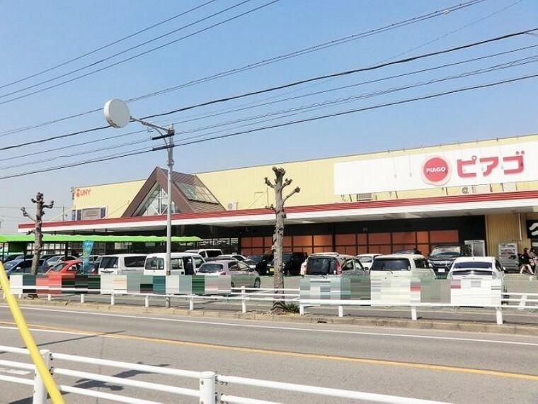 ショッピングセンター ピアゴ東刈谷店 徒歩8分。