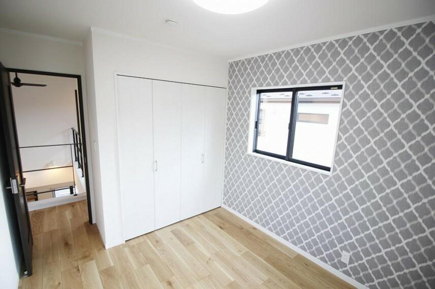 全室2面採光!どのお部屋も太陽の恵みを感じる、温もりあふれる空間です!