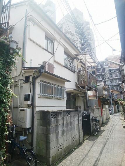 外観写真 東京メトロ千代田線「北千住」駅徒歩13分の閑静な住宅街