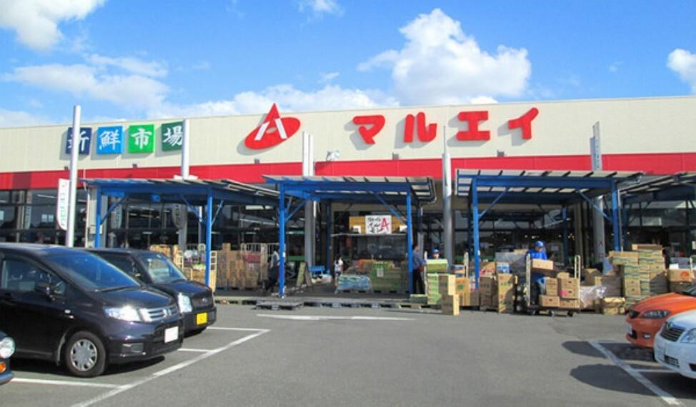 スーパー 新鮮市場マルエイ白井店