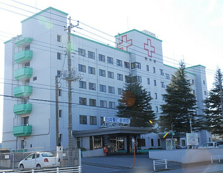 病院 医療法人社団聖仁会白井聖仁会病院